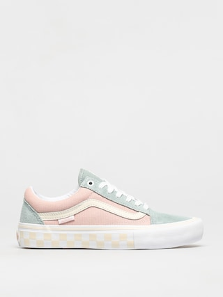Buty Vans Old Skool Pro (washout/peach/blue)