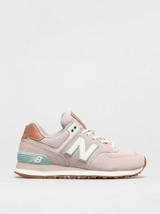 Buty New Balance 574 Wmn (pink)