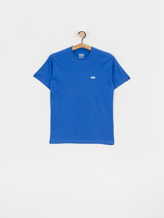 T-shirt Vans Left Chest Logo (royal blue)