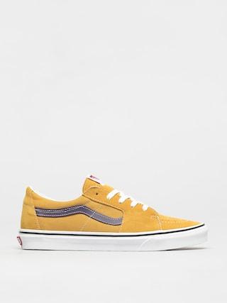 Buty Vans Sk8 Low (honey gold/purple velvet)