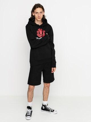 Bluza z kapturem Element Vertical HD (flint black)