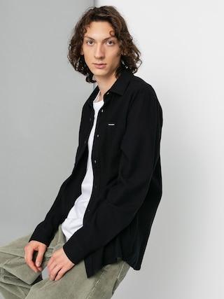 Koszula Volcom Caden Solid (black)