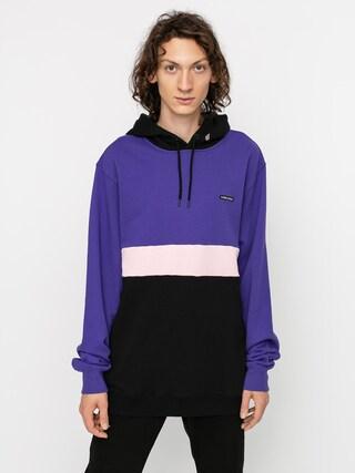 Bluza z kapturem Volcom Sngl Stn Div HD (liberty purple)