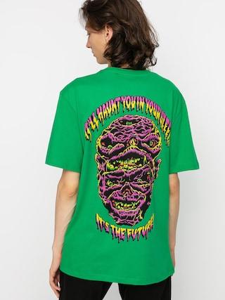 T-shirt Volcom Michael Walrave (scaromatic green)