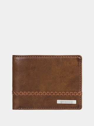 Portfel Quiksilver Stitchy 2 (chocolate brown)