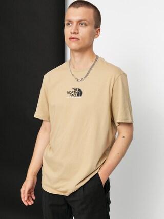 T-shirt The North Face Fine Alpine Equipment (hawthorne khaki)