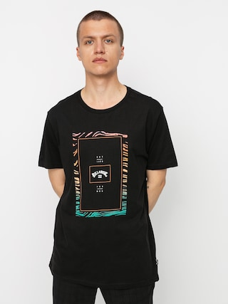 T-shirt Billabong Tucked (black)