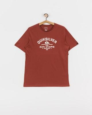 T-shirt Quiksilver Creators Of Simplicity (henna)