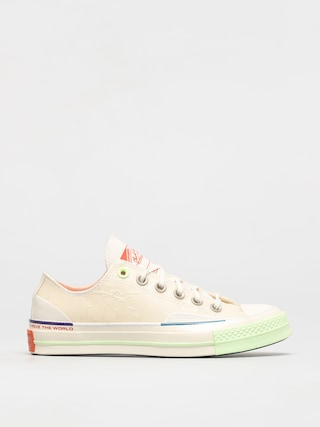 Trampki Converse X PIGALLE  Chuck 70 Ox (white/barely volt)