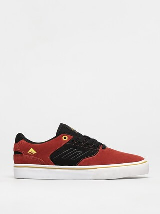 Buty Emerica The Low Vulc (black/orange/yellow)