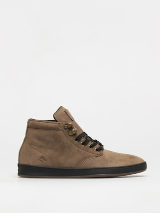 Buty Emerica Romero Laced High (brown/gold/black)