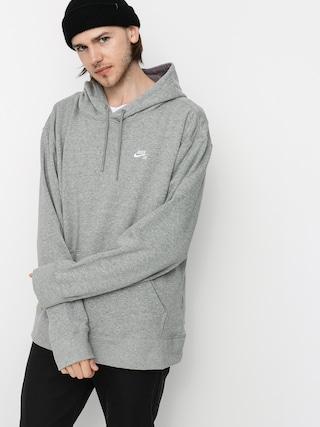 Bluza z kapturem Nike SB Sb HD (dk grey heather/white)
