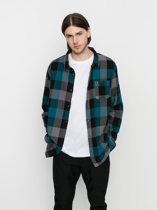 Koszula Quiksilver Motherfly Flannel (blue coral motherfly)
