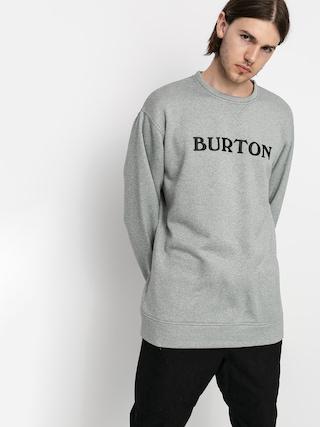 Bluza aktywna Burton Oak (gray heather)