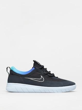 Buty Nike SB Nyjah Free 2 T (dark obsidian/white hyper jade)