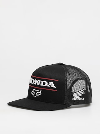 Czapka z daszkiem Fox Honda ZD (blk)