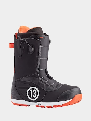 Buty snowboardowe Burton Ruler (black/red)
