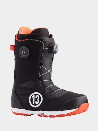 Buty snowboardowe Burton Ruler Boa (black/red)