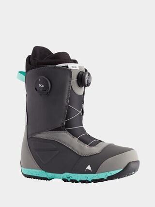 Buty snowboardowe Burton Ruler Boa (gray/teal)