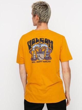 T-shirt Volcom Pearys Ltw (inca gold)