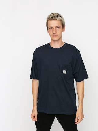T-shirt Element Basic Pocket Label (eclipse navy)