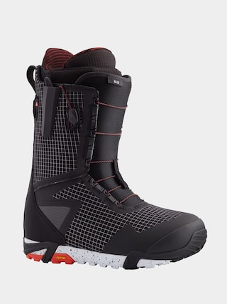 Buty snowboardowe Burton Slx (black/red)