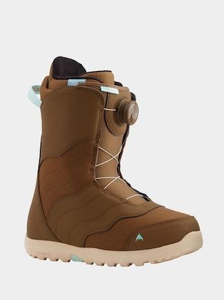 Buty snowboardowe Burton Mint Boa Wmn (brown)