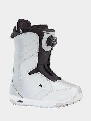Buty snowboardowe Burton Limelight Boa Wmn (gray reflective)