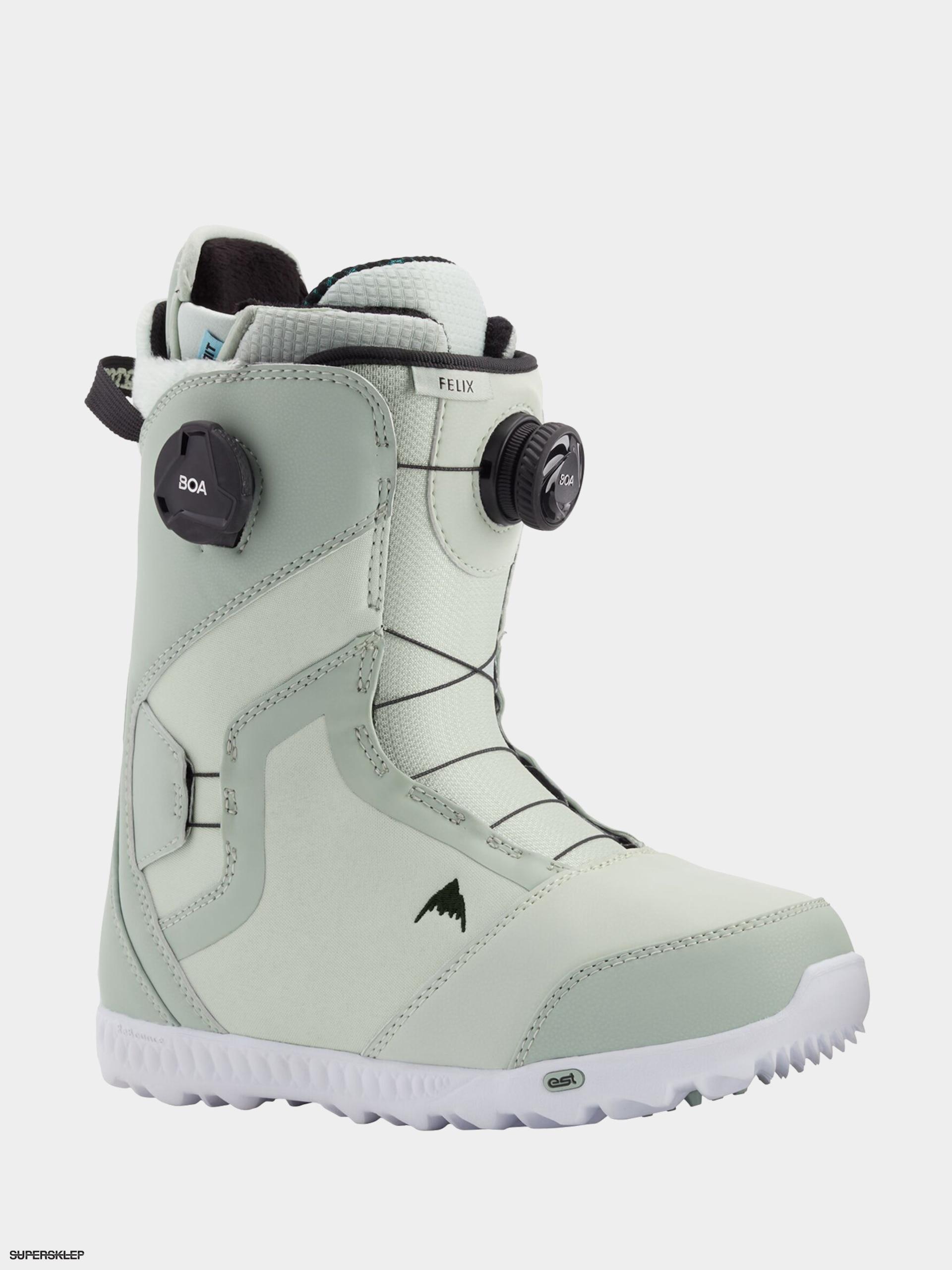 Buty Snowboardowe Burton Limelight Boa Wmn Gray Reflective