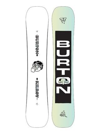 Deska snowboardowa Burton Kilroy Twin