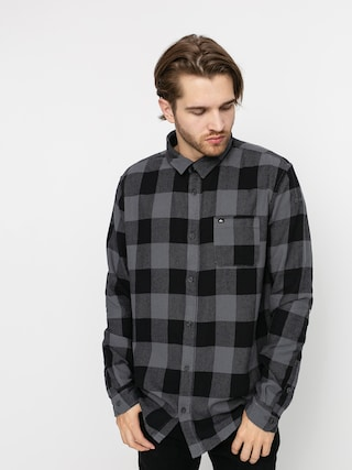 Koszula Quiksilver Motherfly Flannel (irongate motherfly)