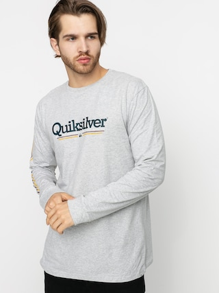 Longsleeve Quiksilver Tropical Lines (athletic heather)