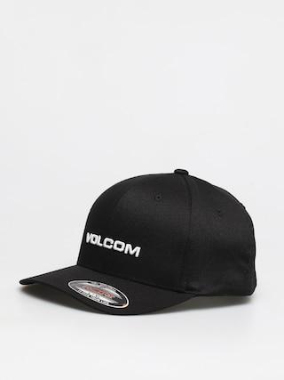 Czapka z daszkiem Volcom Euro Xfit ZD (new black)