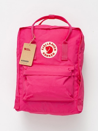 Plecak Fjallraven Kanken (flamingo pink)