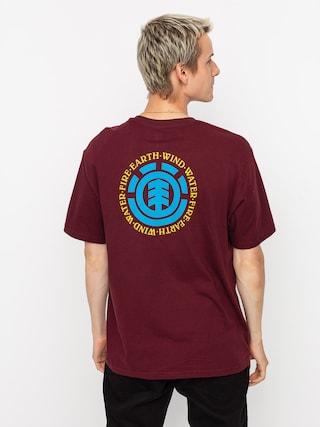 T-shirt Element Seal Bp (vintage red)