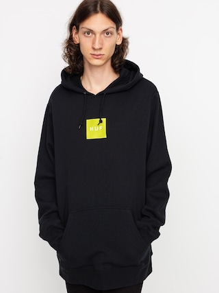 Bluza HUF Box Logo HD (black)