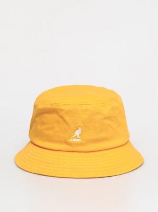 Kapelusz Kangol Washed Bucket (marigold)