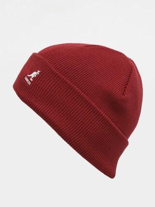 Czapka zimowa Kangol Acrylic Pull On (red velvet)