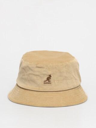 Kapelusz Kangol Cord Bucket (beige)