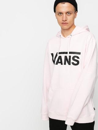 Bluza z kapturem Vans Classic HD (cool pink)