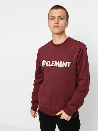 Bluza Element Blazin Crew (vintage red)