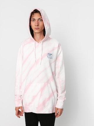 Bluza z kapturem Vans Hell Yeah HD (cool pink tie dye)