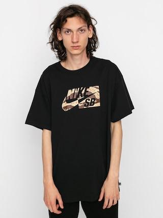 T-shirt Nike SB Hbr Camo (black)