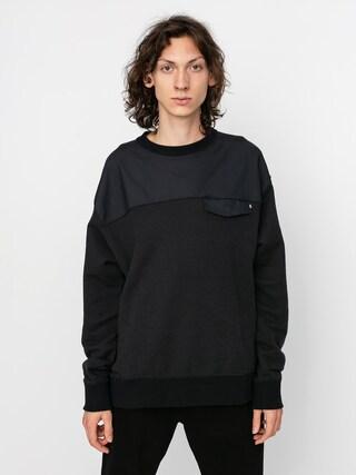 Bluza Nike SB Novelty Crew (black/black/off noir)