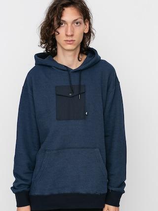 Bluza z kapturem Nike SB Novelty HD (dark obsidian/dark obsidian)