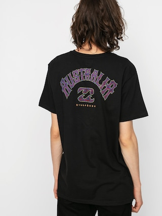 T-shirt Billabong Dreamy Places (black)