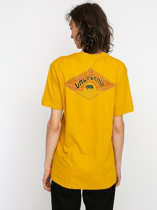 T-shirt Billabong Dreamy Places (mustard)