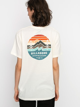 T-shirt Billabong Twin Pines (off white)