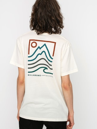 T-shirt Billabong Peak (off white)