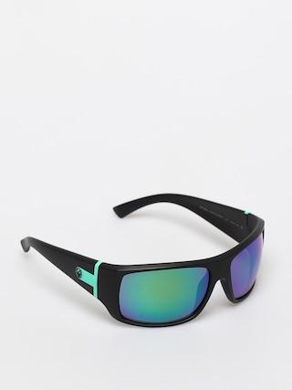 Okulary przeciwsu0142oneczne Dragon Vantage (h2o matte blk/ll grn ion p)